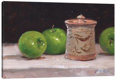In Good Company Canvas Art Print