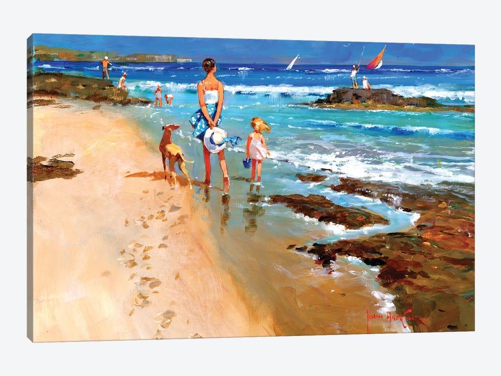 In On The Tide II by John Haskins 1-piece Art Print