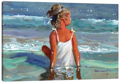 Mermaid Canvas Art Print
