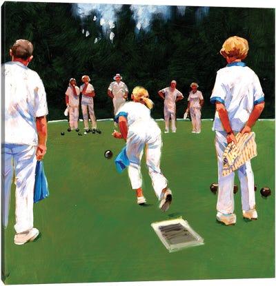 Mixed Bowls Canvas Art Print