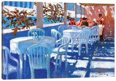 Apres Dejeuner Canvas Art Print