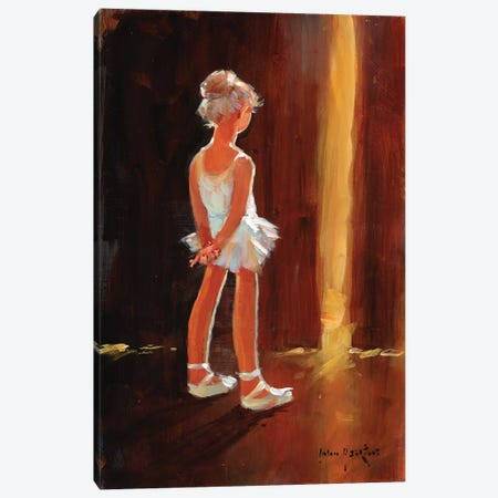 Solo Performance Canvas Print #JHS54} by John Haskins Canvas Artwork