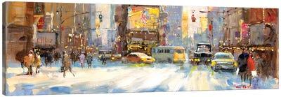 Times Square I Canvas Art Print
