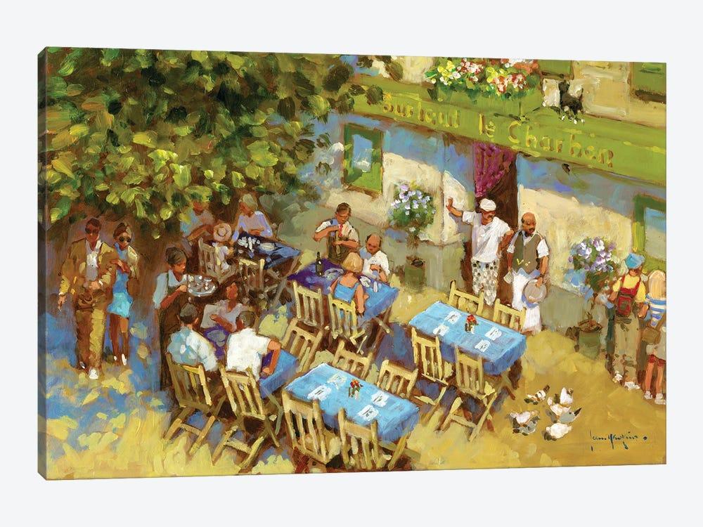 Surtout Le Charbon by John Haskins 1-piece Canvas Wall Art