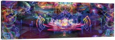 Air Goddess Canvas Art Print