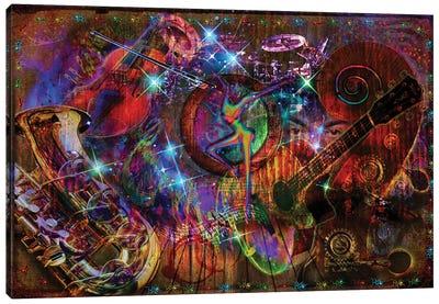 DMB Canvas Art Print