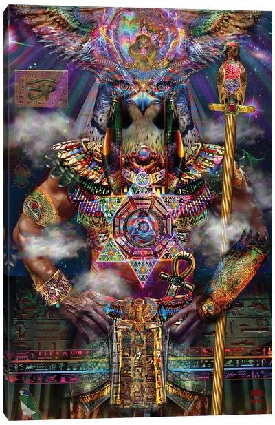 Horus Canvas Art Print