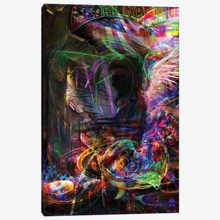 Jimmy Canvas Print #JIE39} by Jumbie Canvas Artwork
