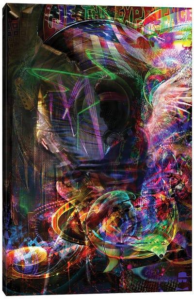 Jimmy Canvas Art Print