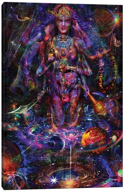 Kali Canvas Art Print