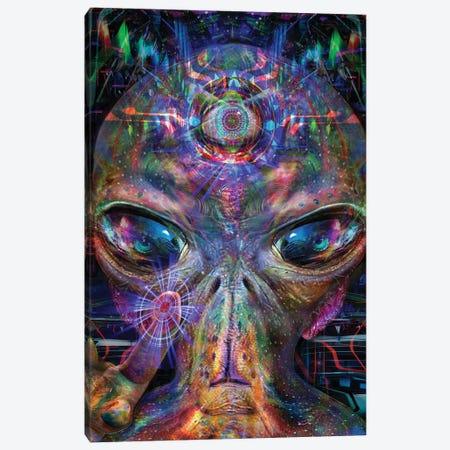Larry Canvas Print #JIE43} by Jumbie Canvas Art Print