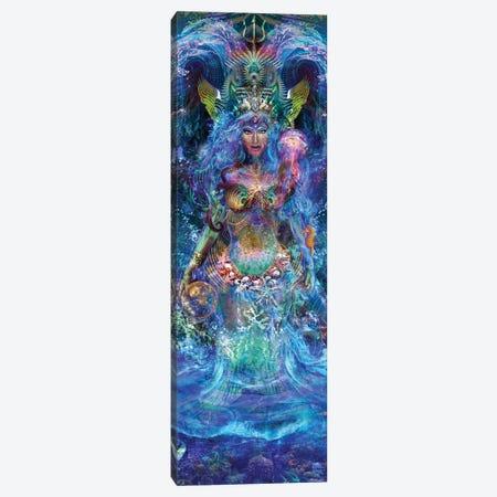 Water Goddess Canvas Print #JIE81} by Jumbie Canvas Art Print