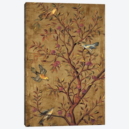 Plum Tree Panel II Canvas Print #JIM12} by Rodolfo Jimenez Canvas Wall Art