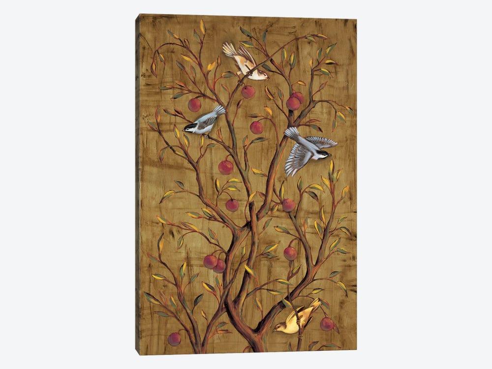 Plum Tree Panel III by Rodolfo Jimenez 1-piece Art Print