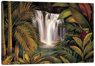 Sacred Pool I Canvas Art Print