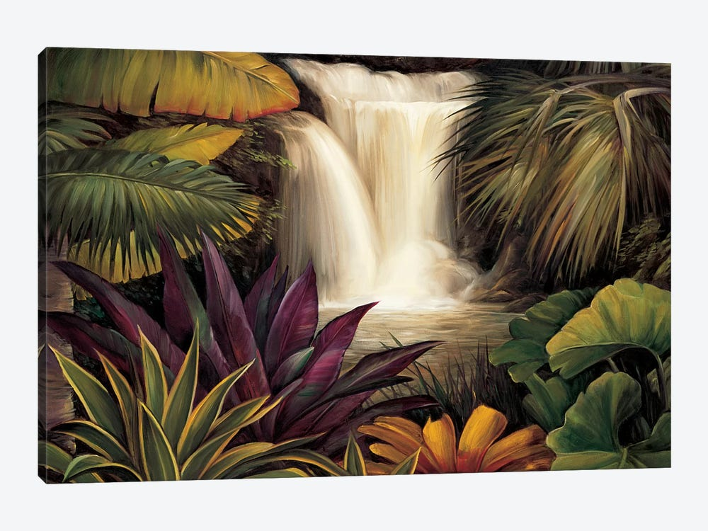 Sacred Pool II by Rodolfo Jimenez 1-piece Canvas Wall Art