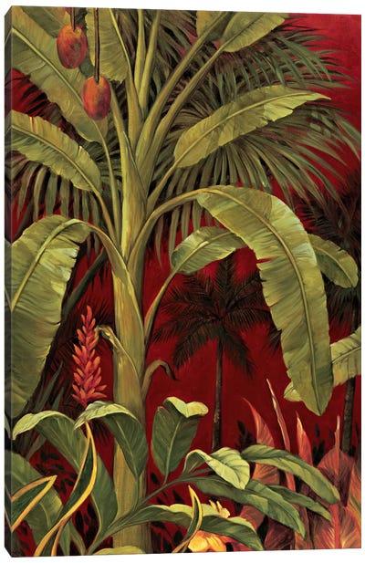 Bali Garden I Canvas Art Print