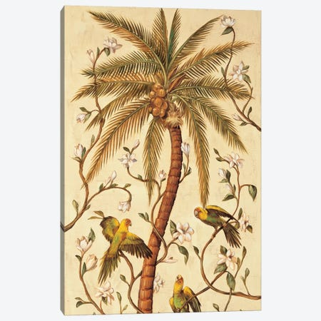Tropical Panel I Canvas Print #JIM20} by Rodolfo Jimenez Canvas Art Print