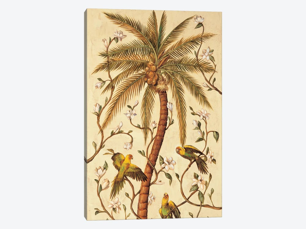 Tropical Panel I by Rodolfo Jimenez 1-piece Art Print