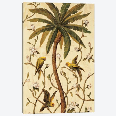 Tropical Panel II Canvas Print #JIM21} by Rodolfo Jimenez Canvas Art Print