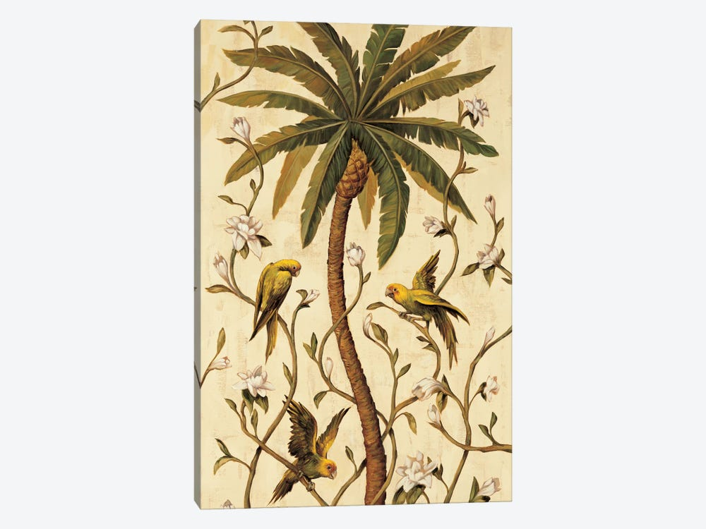 Tropical Panel II 1-piece Canvas Art