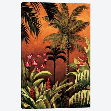 Ubud I Canvas Print #JIM22} by Rodolfo Jimenez Canvas Art Print