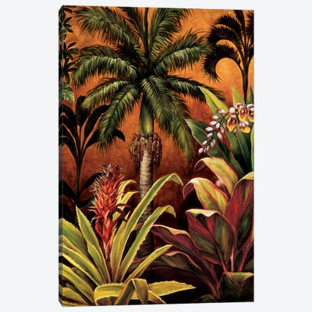 Ubud II Canvas Print #JIM23} by Rodolfo Jimenez Canvas Print