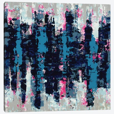 Veiled Heat Canvas Print #JIO10} by Jeff Iorillo Canvas Wall Art