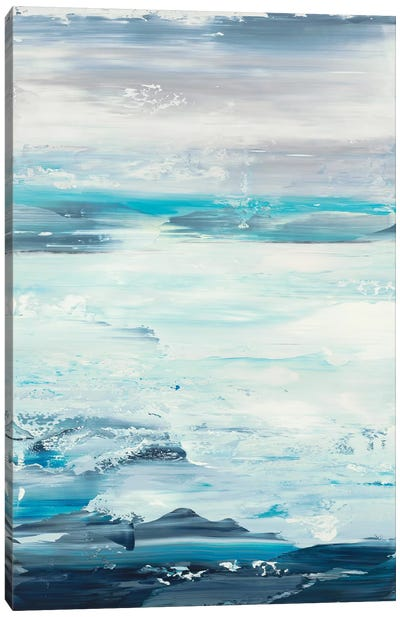 Endless Voyage Canvas Art Print