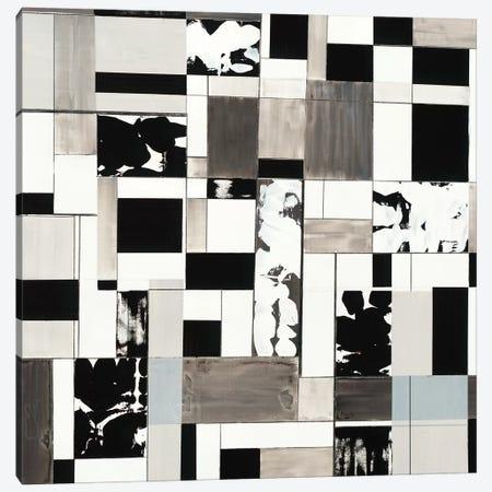 Squaresville Canvas Print #JIO15} by Jeff Iorillo Art Print