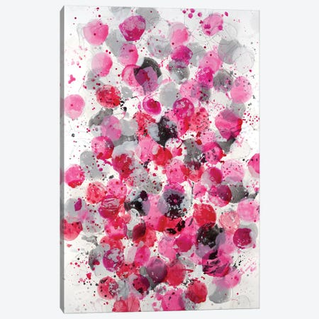 Bouquet Canvas Print #JIO1} by Jeff Iorillo Art Print