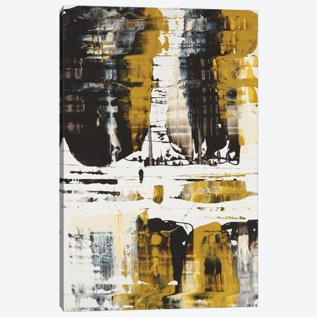 WC Velocity Gold Canvas Print #JIO2} by Jeff Iorillo Canvas Art Print
