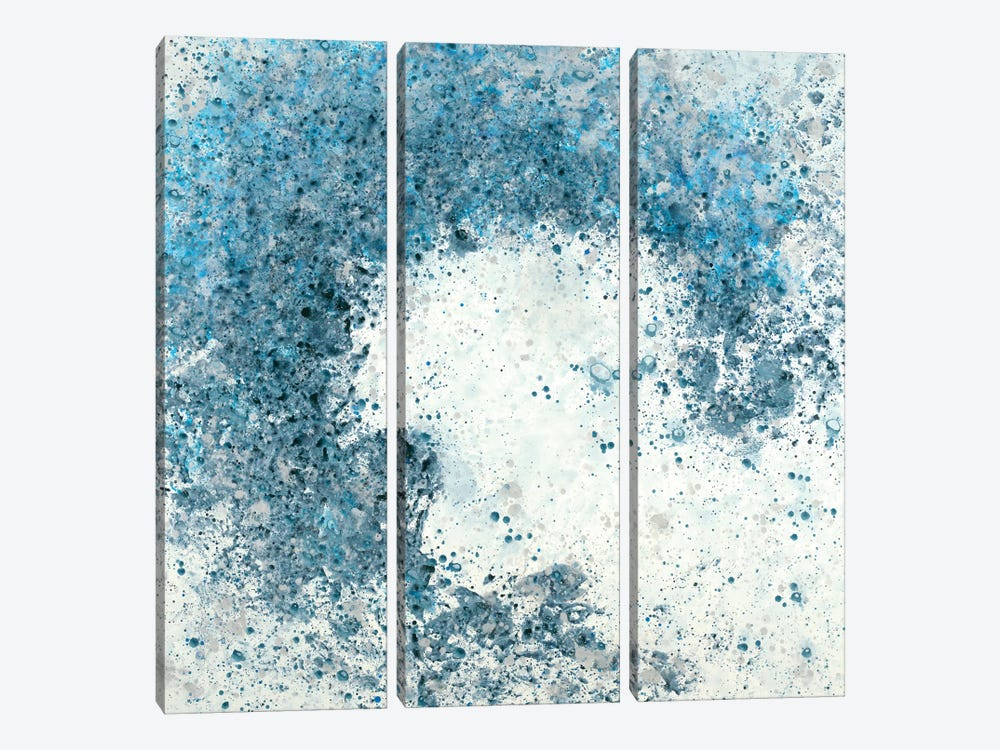 Atmosphere by Jeff Iorillo 3-piece Canvas Artwork