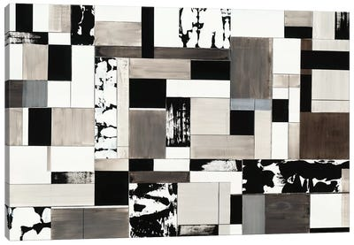 Rectangularity Canvas Art Print