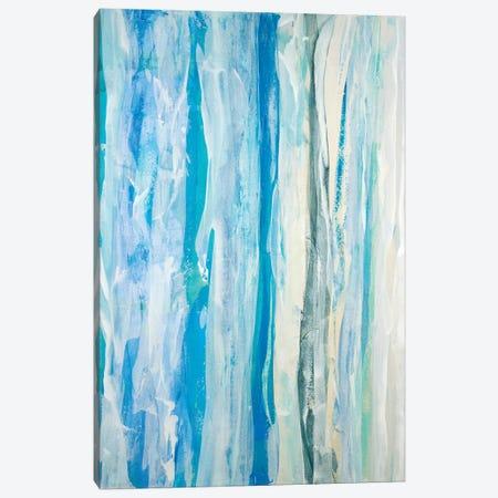 Swimming Ashore Canvas Print #JIO9} by Jeff Iorillo Art Print