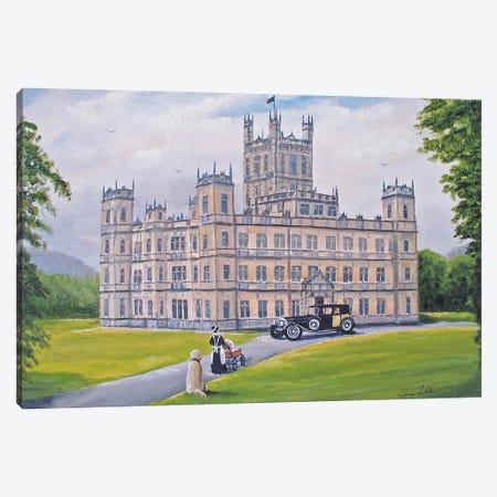 Downton Abbey Canvas Print #JIW13} by Jim Williams Canvas Artwork