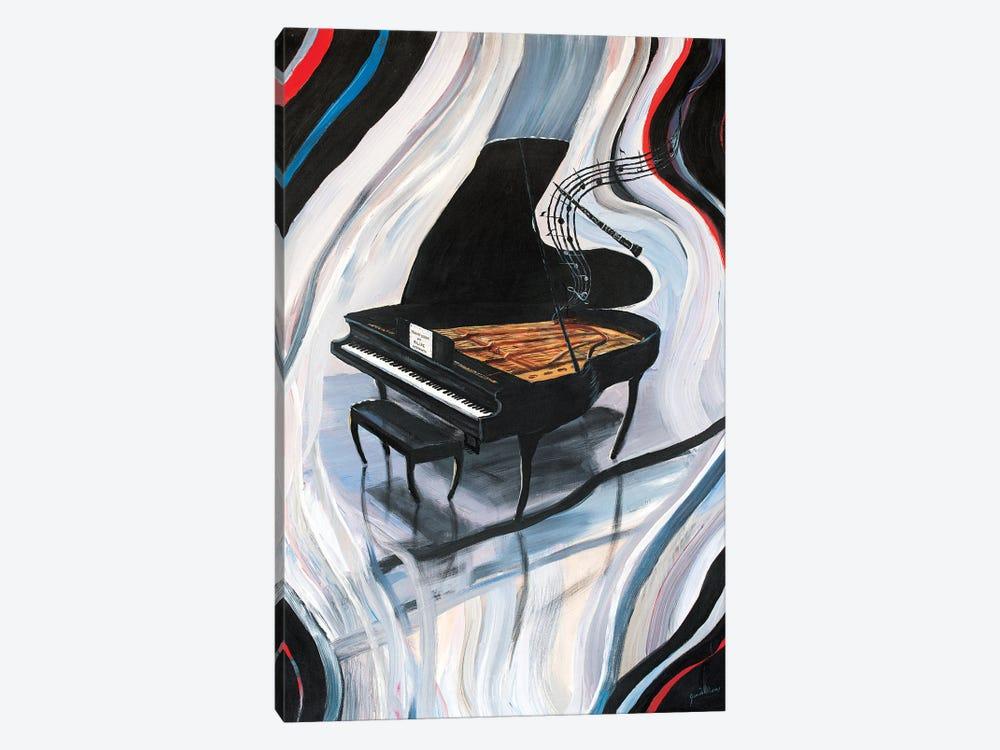 Rhapsody In Blue by Jim Williams 1-piece Canvas Art
