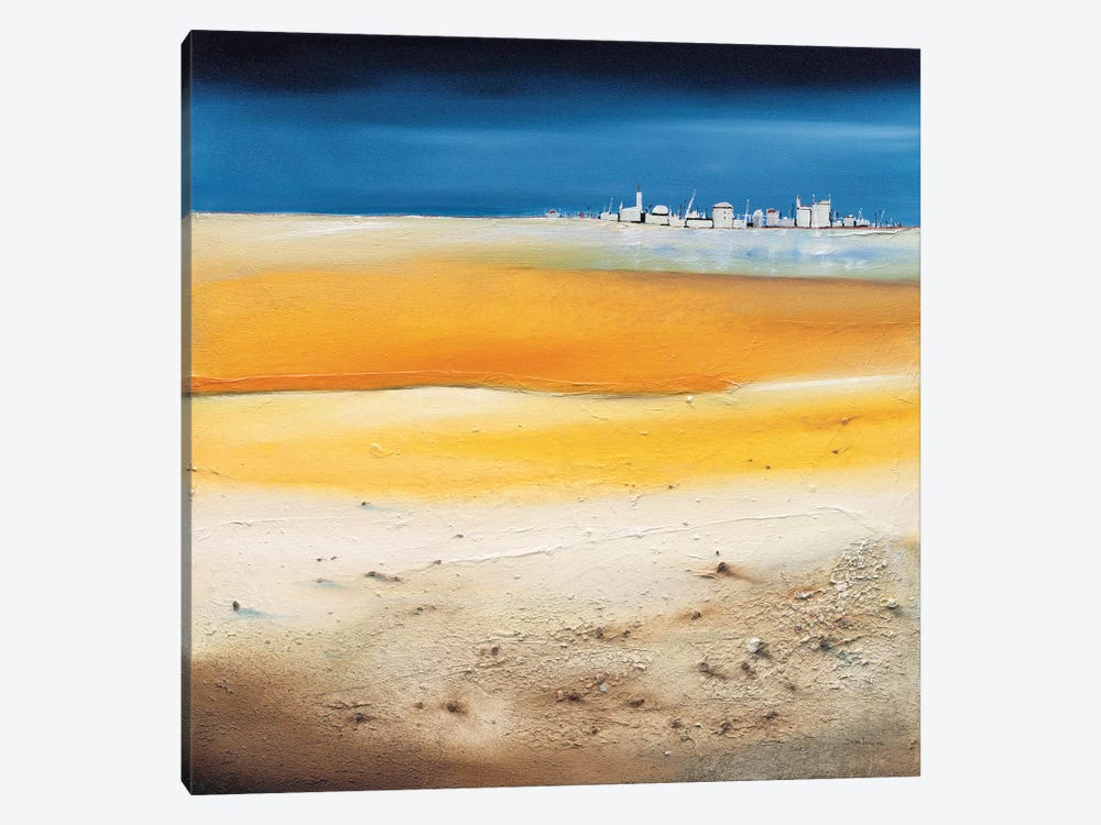 Imagination II by Jean Jauneau 1-piece Canvas Art Print