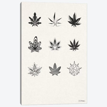 Era Juana 3-Piece Canvas #JJB20} by JJ Brando Canvas Wall Art