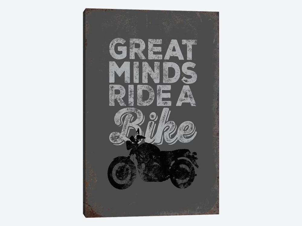 Great Minds by JJ Brando 1-piece Canvas Print