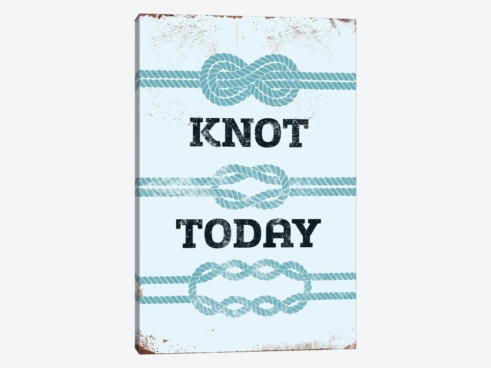 Knot Today by JJ Brando 1-piece Canvas Art