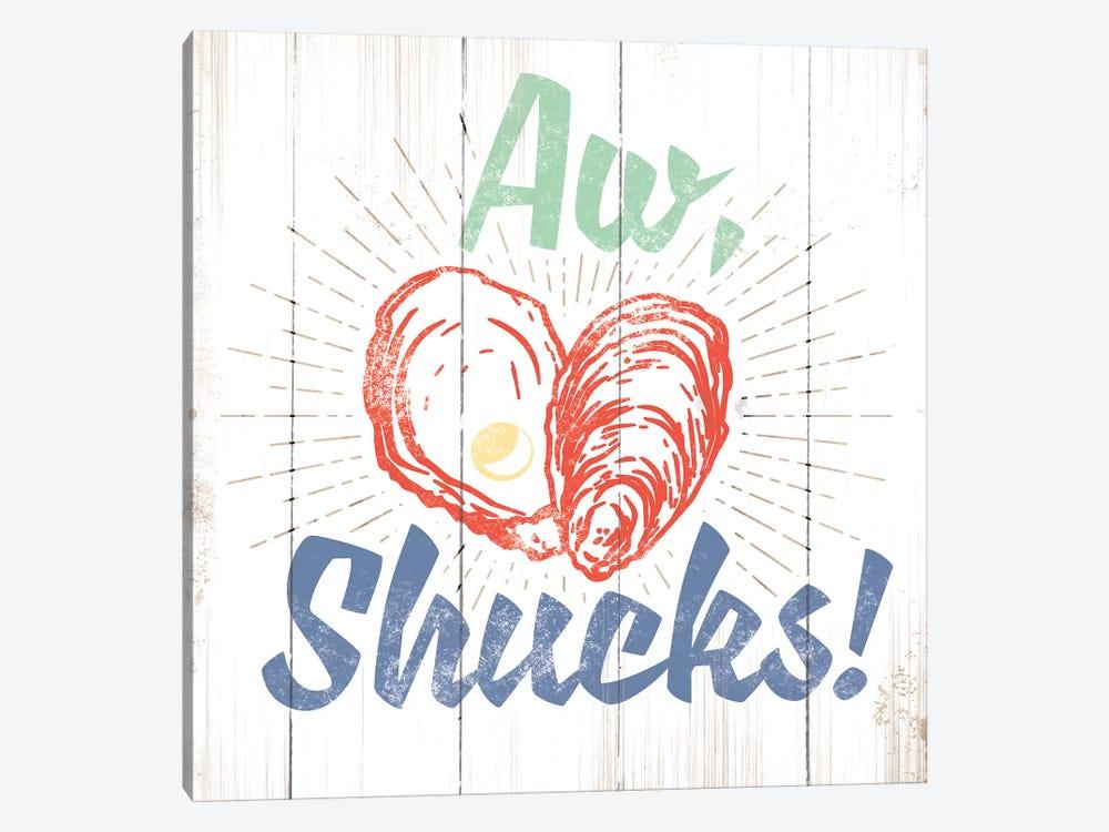 Aw Shucks by JJ Brando 1-piece Canvas Print