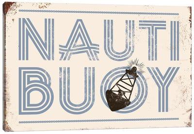 Nautibuoy Canvas Art Print