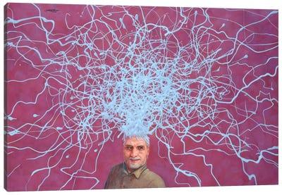 60 Watts Canvas Art Print