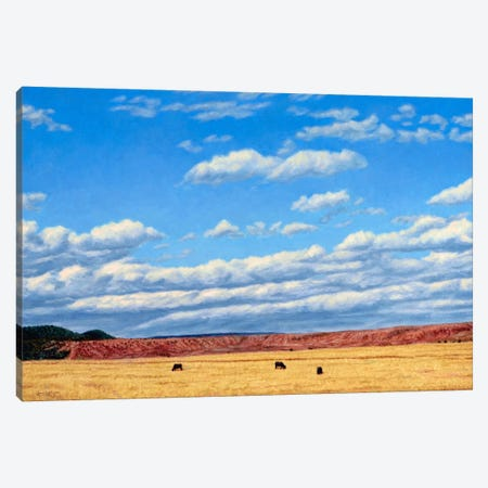 Agri-Nature 15 Canvas Print #JJN4} by James W. Johnson Canvas Artwork