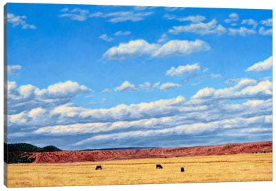 Agri-Nature 15 Canvas Print #JJN4
