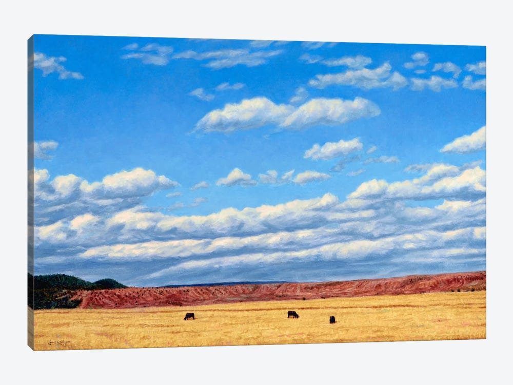 Agri-Nature 15 by James W. Johnson 1-piece Canvas Wall Art