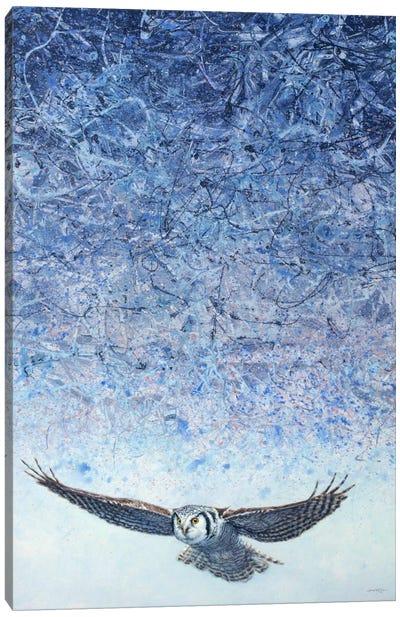 Ahead of The Storm Canvas Art Print