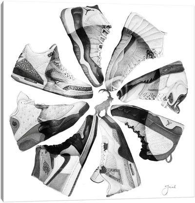 Air's Heirs Canvas Art Print