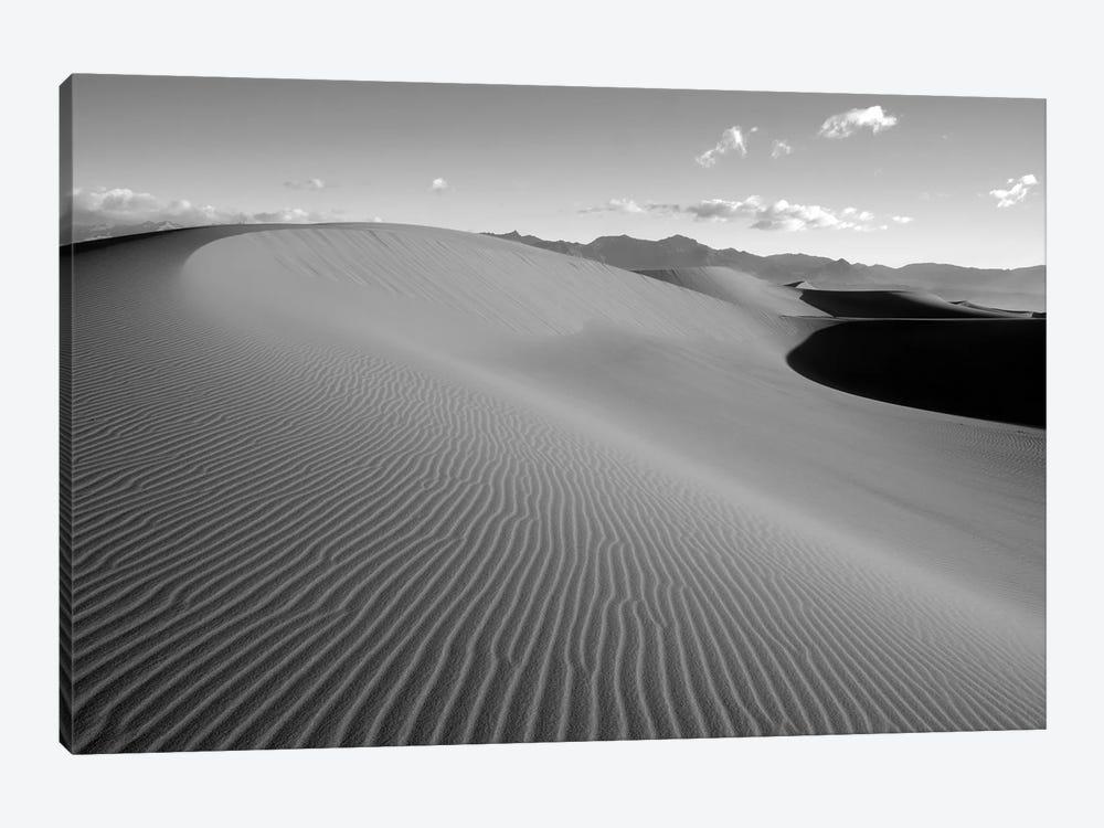 USA, California. Death Valley National Park, Mesquite Flats Sand Dunes. by Jamie & Judy Wild 1-piece Canvas Wall Art